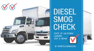 PSIP diesel smog test