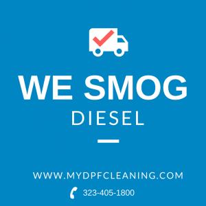 Trucks Diesel smog test